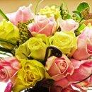 130x130 sq 1264481268040 pinkandgreenroses