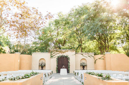 Santa barbara wedding venues reviews for 256 venues los robles greens junglespirit Image collections