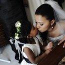 130x130 sq 1348629205936 bridewithflowergirl