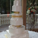 130x130 sq 1378194746733 gold wedding cake chateau pollonez