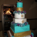 130x130 sq 1415606517261 african turquoise wedding cake spring chateau