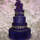 130x130 sq 1459564271190 img3413 purple wedding cake