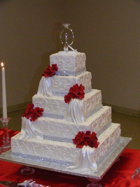 1356416478539 redivoryblingweddingcake houston wedding cake. Black Bedroom Furniture Sets. Home Design Ideas
