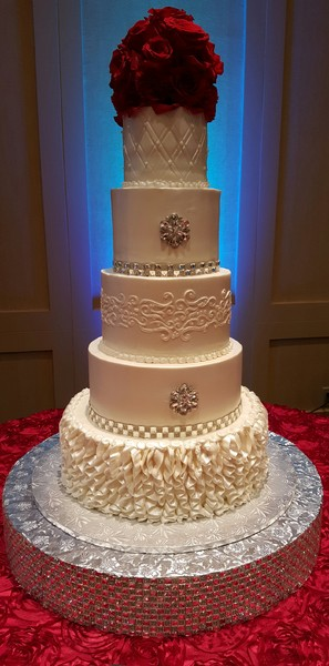 Wedding Cakes By Tammy Allen Houston Tx