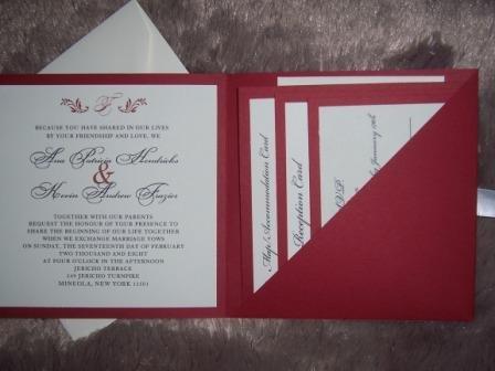 1257812746238 NEWPICS009 Miami wedding invitation
