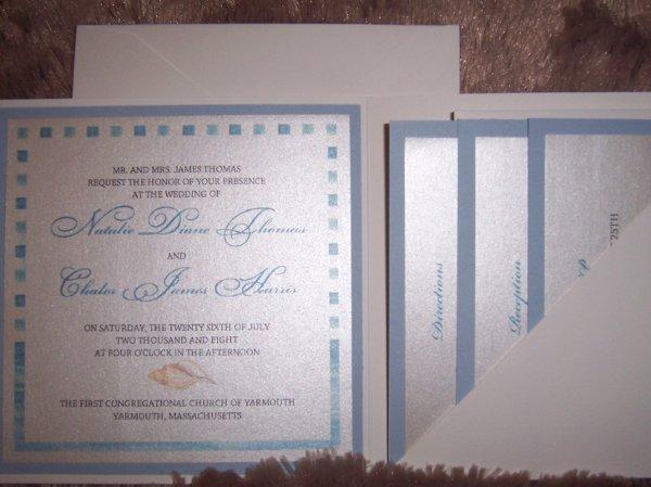 1257812751567 NEWPICS011 Miami wedding invitation