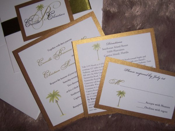 1257812794488 NEWPICS015 Miami wedding invitation