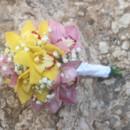 130x130 sq 1414213715832 yellow and purple cymbidium bouquet