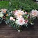 130x130 sq 1413862182939 bridal bouquet   cafe au lait dahlias