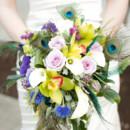 130x130 sq 1413862318134 peacock vintage bouquet