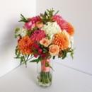 130x130 sq 1413862417666 coral peach pink bridal bouquet