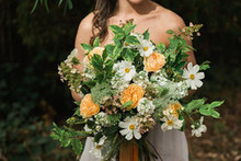 220x220 1449456676 a72a2313ae755330 1449456547820 yellow and white garden bouquet 2
