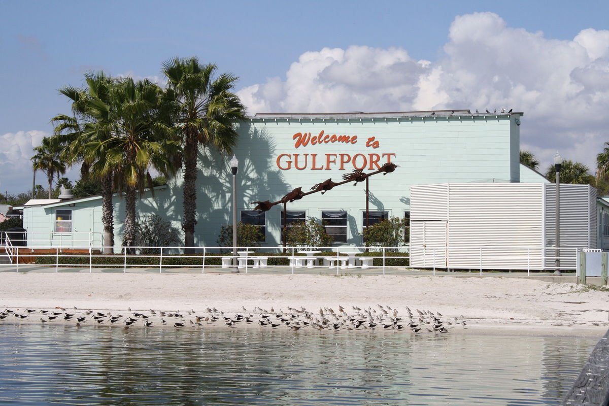 Home  City of Gulfport