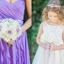 130x130 sq 1455374155689 bridesmaid hydrangea lavender rose babys breath bo