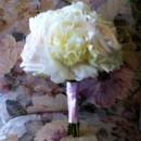 130x130 sq 1455374996951 white peony white ohara garden rose bouquet