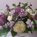 130x130 sq 1455376305552 ceremony white hydrangea lavender roses purple sto