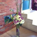 130x130 sq 1455376440238 submerged orchid  hydrangea ceremony or altar arra