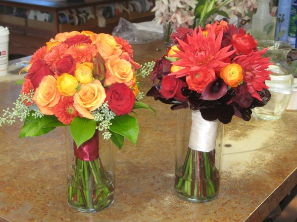 photo 25 of Jewel Tones Flowers