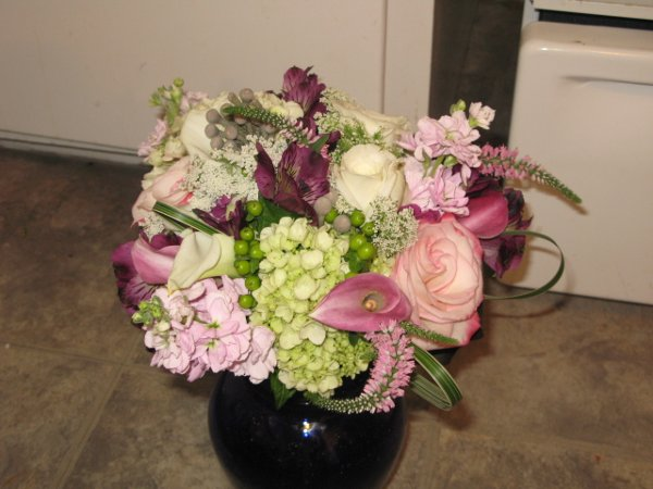 photo 34 of Jewel Tones Flowers