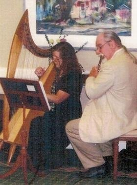 photo 3 of Sneddon & Sneddon, Harp and Flute