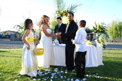 FRESNO-TULARE-KINGS-MADERA WEDDING CEREMONIES/CEREMONIAS/BODAS