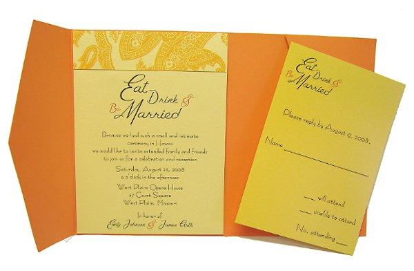 so inviting designs columbus oh wedding invitation