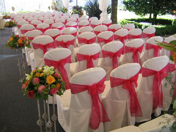 photo 5 of L&M Chair Covers