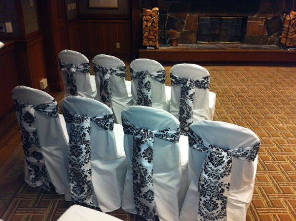 photo 9 of L&M Chair Covers