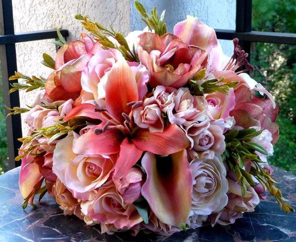 The Pampered Bride Boutique Savannah GA Wedding Florist
