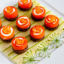 130x130 sq 1425950361226 smokedsalmoncanapes