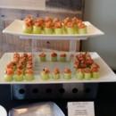 130x130 sq 1443554345550 salmon tartare in cuc cup