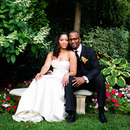 130x130 sq 1447931653 deb2d64a0e14a97d 618 aisha davidweddingday