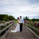 130x130 sq 1416603192069 bride  groom   wooden bridge 1