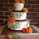 130x130 sq 1417033865937 wedding cake 3