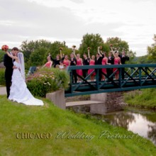 220x220 sq 1416603148834 bride  groom   iron bridge 2