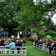 220x220 sq 1416603554389 outdoor ceremony 1