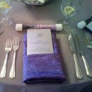 130x130 sq 1250908268609 weddingplacesetting