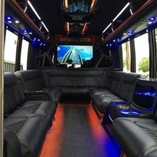 220x220 sq 1495134702 ce57f7a51ff6c538 limo bus   interior  rear