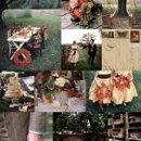 130x130 sq 1281551137621 autumnweddinginspirationboardorangeandgreen