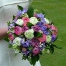 130x130 sq 1281885614649 rosesbridalbouquet