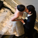 130x130 sq 1445009951733 bride and groom stairs kiss