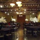 Ostrich Feather Centerpieces were used to Celebrate at A Father/ Daughter Dance at Savannah Station!!! Talk about a Wow Factor!