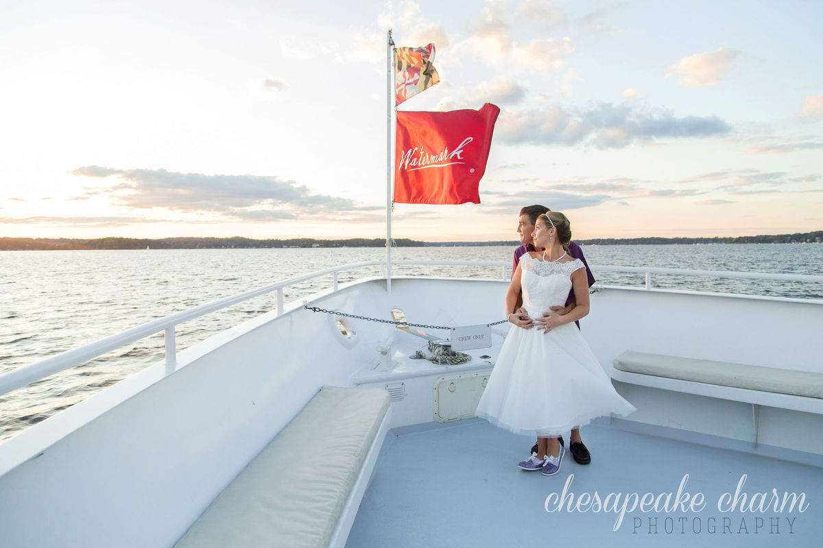 Wedding on the Bay by Watermark Reviews - Annapolis, MD - 18 Reviews