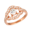 130x130 sq 1398920686104 kevin nicole rose gold white diamond