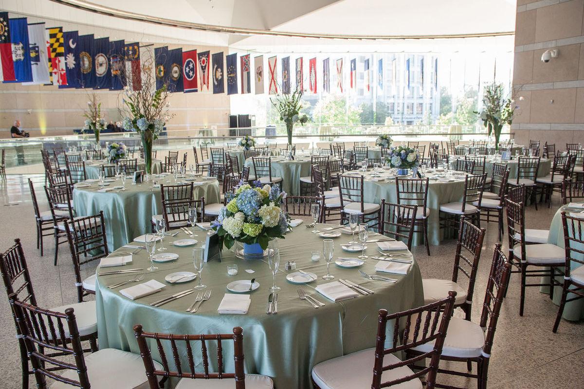 National constitution center reviews philadelphia pa for Wedding dress rental philadelphia