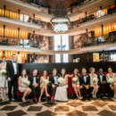 130x130 sq 1484346792176 lobby bridal party 3