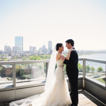 220x220 sq 1463514920222 bride and groom 1601 balcony