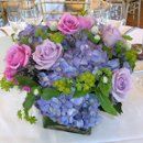 130x130 sq 1288998961510 perfectpurplecenterpiece