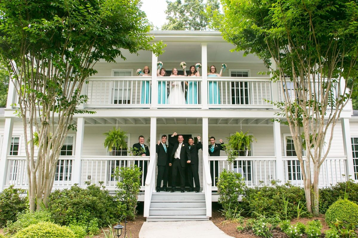 Bradford House and Gardens - Venue - Flowery Branch, GA - WeddingWire