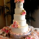 130x130 sq 1402681975744 spanish lace weddingcake thecakezone lakewoodranch